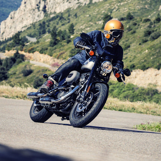 Harley Davidson Roadster Review Mcn